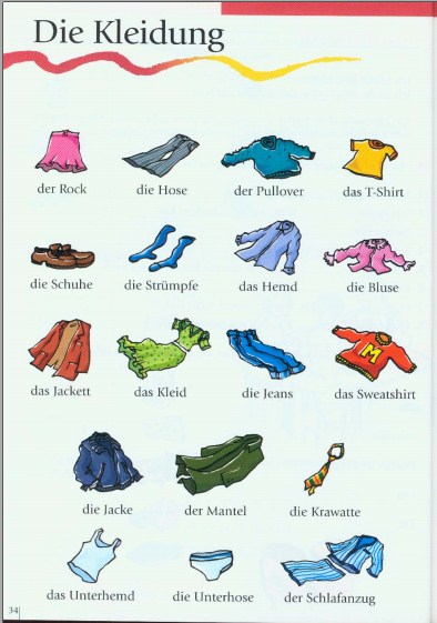 Die-Kleidung